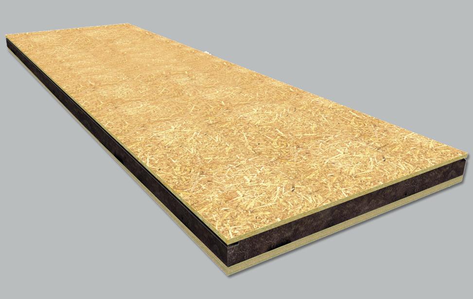sandwich panel osb finish stone wool waterproof board. Black Bedroom Furniture Sets. Home Design Ideas
