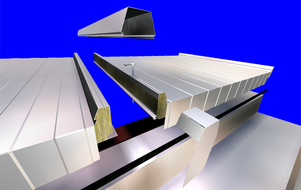 ach 2 rib roof panel